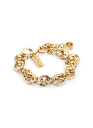 Alberto Guardiani Alberto Guardiani Ag10375Blk Jewelery Bileklik Altın